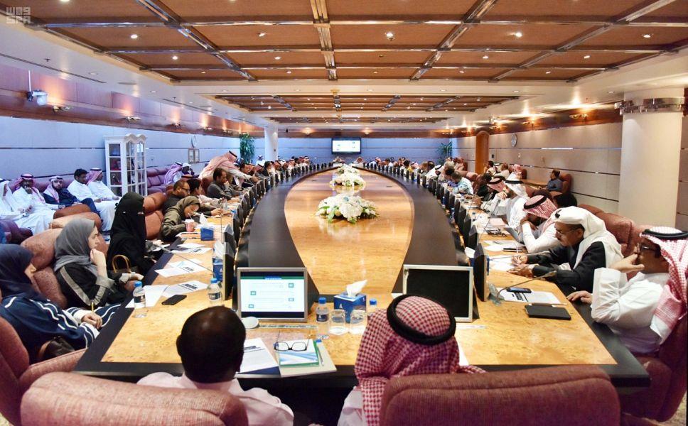 الهيئة العليا للأمن الصناعي تستعرض التعديلات الجديدة على لائحة استيراد المواد الكيماوية بغرفة الشرقية