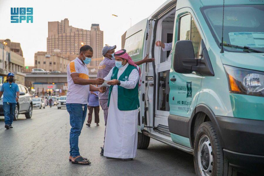 #السعودية | #التجارة : وحدات متنقلة للتوعية بالفترة التصحيحية لمخالفي #نظام_مكافحة_التستر وتقديم الدعم للراغبين